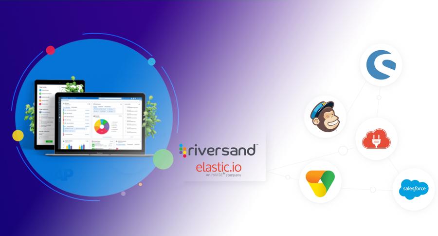 Riversand elastic.io Partnerschaft